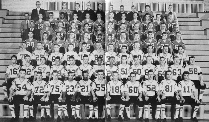 1961 Big Beaver Falls Football Team