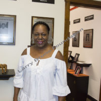 Carol Scott Copeland grew up in Namath house