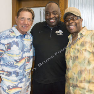 Joe N With Lynwood (Van) Alford And Linwood Alford