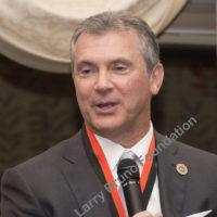 Kevin Scanlon speaking