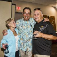 Mr Mrs Lou Ricci with Joe N