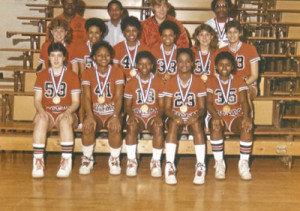 1985 BF Girls Basketball