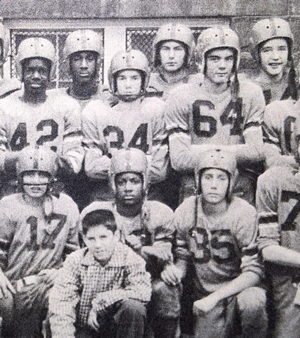 Bert Kerstetter Middle School Football Team