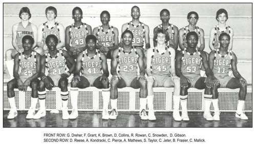 1980 Beaver Falls Basketball Team