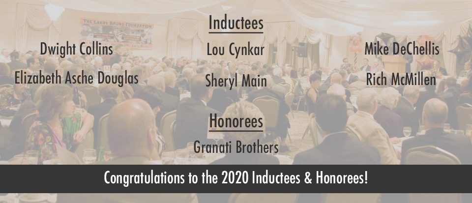 2020 Inductees & Honorees